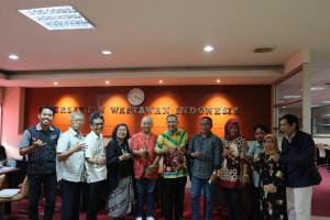 Perlu Sinergi Wartawan Senior dengan PWI Peduli