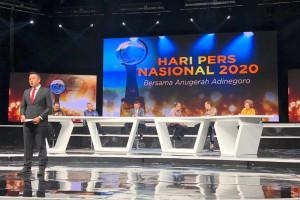 Indonesia Bicara HPN 2020 Bersama Anugerah Adinegoro