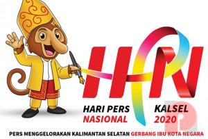 Sebelum ke Australia, Presiden Jokowi Hadiri Rangkaian Peringatan HPN 2020 Kalsel