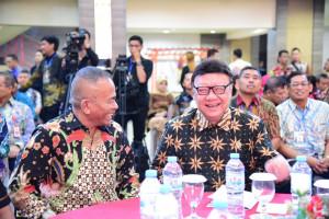 Menpan RB Tjahjo Kumolo: Peran Pers Sangat Penting Sebagai Penyampai Pesan