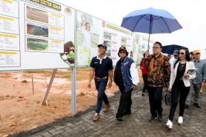 Tanam Pohon Bersama Presiden, PWI Daerah Bawa Pohon Masing-Masing ke HPN 2020