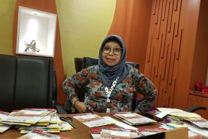 Taty Mansur Sudah 50 tahun Mengabdi di Sekretariat PWI Pusat