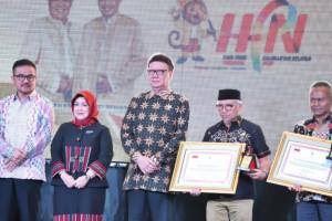 Daftar Nama Pemenang Adinegoro 2019-HPN 2020 Banjarmasin, Kalimantan Selatan