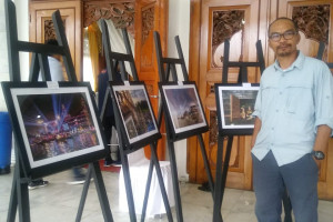 Pameran Foto Objek Wisata Kalsel di Puncak HPN 2020