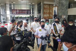 MPR Bersama PWI Salurkan 1.000 Paket Bantuan Kesehatan Cegah Wabah Corona