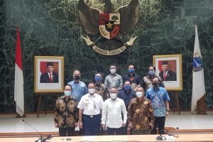 Gubernur DKI Terima Usulan PWI Pusat,Jakarta Tuan Rumah HPN 2021