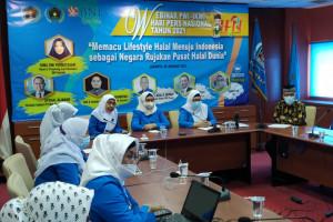 Memacu Lifestyle Halal Menuju Indonesia sebagai Negara Rujukan Pusat Halal Dunia