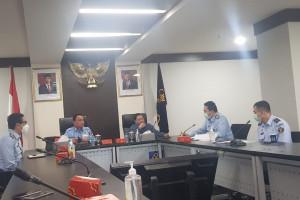 Mengawali Kegiatan HPN 2021  PWI dan Kemenkumham Diskusikan Regulasi Konvergensi Media
