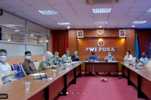 PWI Pusat: Terima Kasih Pak Gubernur Anies Baswedan.