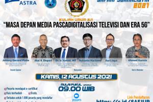 MASA DEPAN MEDIA PASCADIGITALISASI TELEVISI DAN ERA 5G