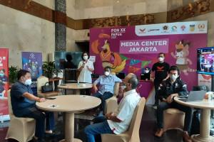Ketum PWI Apresiasi Pembukaan Media Center Jakarta PON XX Papua 2021
