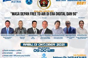 MASA DEPAN FREE TO AIR DI ERA DIGITAL DAN 5G