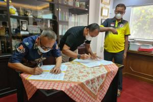 Dukung Total JKW-PWI, Deputi Pembudayaan Olahraga Kemenpora Ingatkan Jaga Kebugaran Tubuh